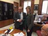 El Ayuntamiento de Molina de Segura y la Universidad de Murcia firman un convenio para la creación de una Sede Permanente de Extensión Universitaria en el municipio