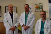 El Hospital de Molina pone en marcha su Unidad de Miembro Superior en Traumatología