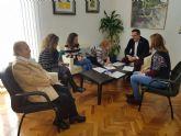 El Ayuntamiento firma un convenio con AFEMTO para la atenci�n de menores con problemas de salud mental