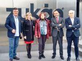 El Ayuntamiento de Molina de Segura visita las empresas murcianas de mayor evolución en los últimos años