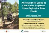Un estudio analiza la capacidad del Parque Regional Sierra Espuña para compaginar su uso y disfrute con la conservaci�n