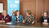 San Pedro del Pinatar y UNICEF se comprometen a trabajar en favor de niños y adolescentes