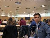El Concejal de Hacienda, Carlos López, ha participado en las jornadas 'Indicadores y Actuaciones Urbanas Innovadoras'