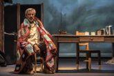 Imanol Arias protogoniza ´El coronel no tiene quien le escriba´ de García Márquez en el Nuevo Teatro Circo de Cartagena