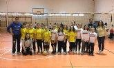 El Servicio Municipal de Deportes informa de la fase local de voleibol del Programa de Deporte Escolar