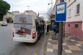 Los autobuses serán gratis este sábado con motivo del Gran Desfile de Carnaval de Cartagena