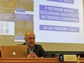 Expertos de toda España abordan los avances en esclerosis múltiple, que afecta a más de 1500 murcianos