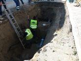 El Ayuntamiento solicita a la Mancomunidad de Canales del Taibilla la sustitución de la tubería que abastece a varios barrios de Puerto Lumbreras por el gran perjuicio que supone a la población