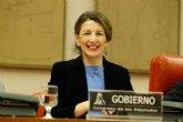 Yolanda Díaz expone en el Congreso las líneas de trabajo de su cartera