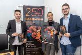 Homenaje a Beethoven en el Concierto de al Joven Orquesta Sinfónica de Entre Cuerdas y Metales