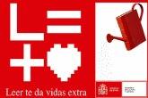 Rodríguez Uribes: 'Hacer de la lectura un hábito es objetivo fundamental del Ministerio de Cultura'