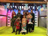 La alegría y la magia del carnaval inunda de disfraces El Corte Inglés e Hipercor