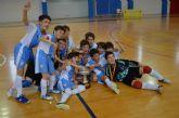 La selección gallega gana en San Javier el Campeonato de España Benjamín de Fútbol Sala