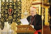 Ante el gozoso pregón de Semana Santa en Totana