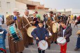 Los tambores, un año más protagonistas en la Semana Santa torreña