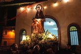 San José, homenajeado un año más en sus fiestas del barrio torreño de La Condomina
