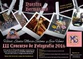 La Hermandad de Santa María Salomé organiza el III Concurso de Fotografía 2016