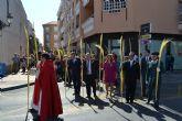 San Pedro celebra el Domingo de Ramos con las procesiones de Las Palmas y Jesús Triunfante