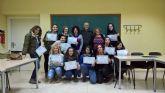 Finaliza el curso de LSE nivel II en Moratalla