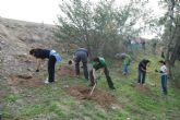 El Ayuntamiento de Molina de Segura celebra el Día Mundial del Árbol 2017 con dos plantaciones el sábado 25 y domingo 26 de marzo