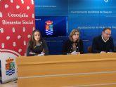 El Ayuntamiento de Molina de Segura y la Asociación Solidaridad Intergeneracional colaboran para mejorar la atención de personas dependientes, discapacitados, mayores y familias en el medio rural