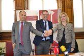 La UMU, la UPCT y el Ayuntamiento de Molina sellan el acuerdo que crea la Cátedra para la innovación y la participación
