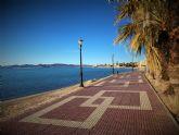 La renovación del paseo marítimo de Los Alcázares será prioritario para Nicolás Ruiz