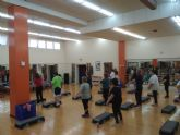 Un total de 80 pacientes se benefician ya del programa de ejercicio físico terapéutico 'Activa Totana' para extender este hábito a pacientes con factores de riesgo cardiovascular