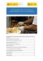 La Concejalía de Comercio distribuye telemáticamente una 'Guía de buenas prácticas' para establecimientos comerciales frente al coronavirus