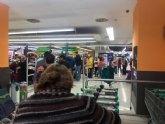 Todos los comercios de Totana que tenían autorización de apertura en virtud del Real Decreto de estado de alarma, desde hoy, cerrarán a las 19:00 horas