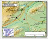 Terremoto de 2.4 grados  en la localidad de Totana