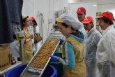 La Directora General de Comercio y Artesanía visita COATO