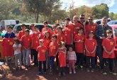 El Club Patín Hockey Totana entregó sus premios en La Santa