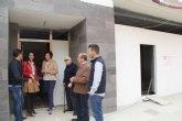 El proyecto de regeneración urbana de  Puerto Lumbreras permite que 64 familias rehabiliten sus viviendas