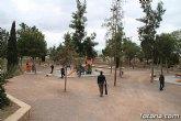 Finalizan las obras de remodelación del jardín 'Diego Manzano', en el barrio de la Era Alta
