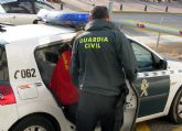 La Guardia Civil detiene a los presuntos autores de una decena de robos en Puerto de Mazarr�n