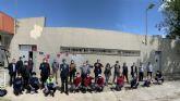 El Ayuntamiento apoya a Cáritas en la apertura del Economato Galilea para garantizar el abastecimiento de más de 2.000 familias