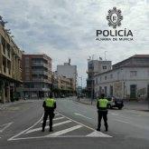 Actuaciones de la Polic�a Local de Alhama del 14 de marzo al 19 de abril de 2020