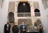 La jarra esgrafiada y el pórtico almohade de la casa no10, vestigios estrella del pasado árabe de Cieza