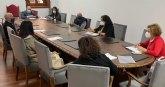 La nueva directiva de Ascoy plantea sus necesidades al Ayuntamiento