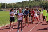 El Colegio Reina Sofía participó en la Final Regional de Atletismo de Deporte Escolar