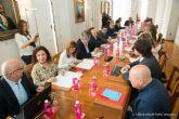 Manuel Padín: 'No sé a qué está esperando el Gobierno de Cartagena para avanzar en la redacción de un nuevo PGOU'