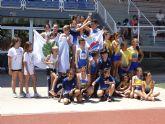 Notable 'Campeonato Regional de Clubes' para el Club Atletismo Alhama