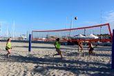 Más de 80 jugadores compiten en el III Villananitos Beach Voley