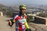 El ciclista José Uribe completa el Doble Everesting Galeras