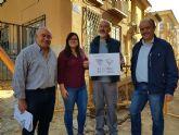 Las obras en la calle Parricas descubren nuevos restos arqueol�gicos