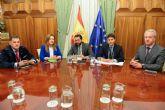 José Ángel Alfonso, presidente del Partido Popular de Molina de Segura: 'Los agricultores recibirán en junio unos 9 millones de euros'