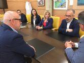 Diego Conesa asegura en Caravaca que el empleo estable y de calidad es su prioridad