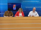 El Ayuntamiento de Molina de Segura y la Asociación DeMúsica Ensemble firman un convenio para la organización del Festival Molina Música Antigua MOMUA 2019