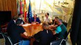 El delegado del Gobierno confirma la incorporación de cuatro nuevos agentes de Guardia Civil al cuartel de Torre Pacheco